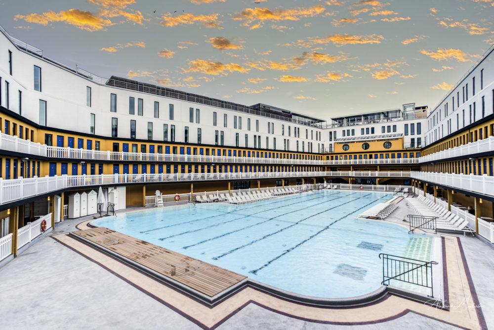 photo piscine hotel le molitor