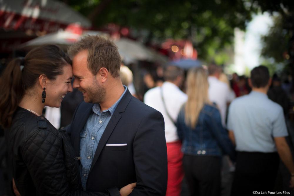 photo de couple avant mariage