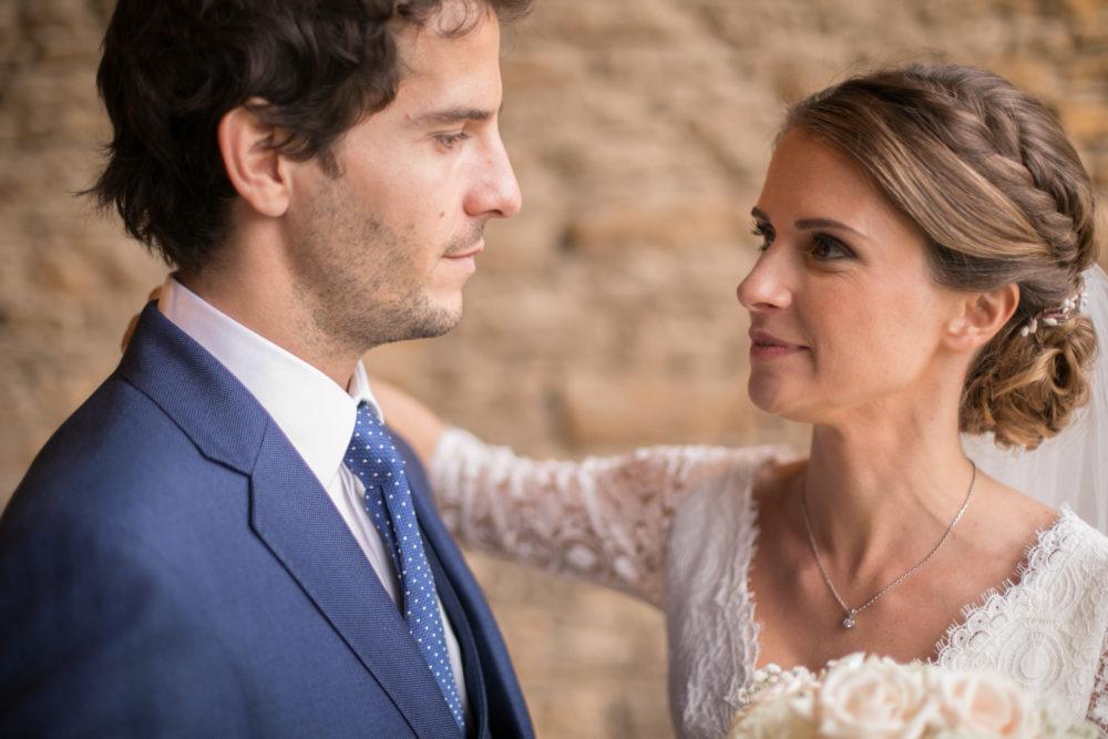 Photo de mariage au château de Janzé
