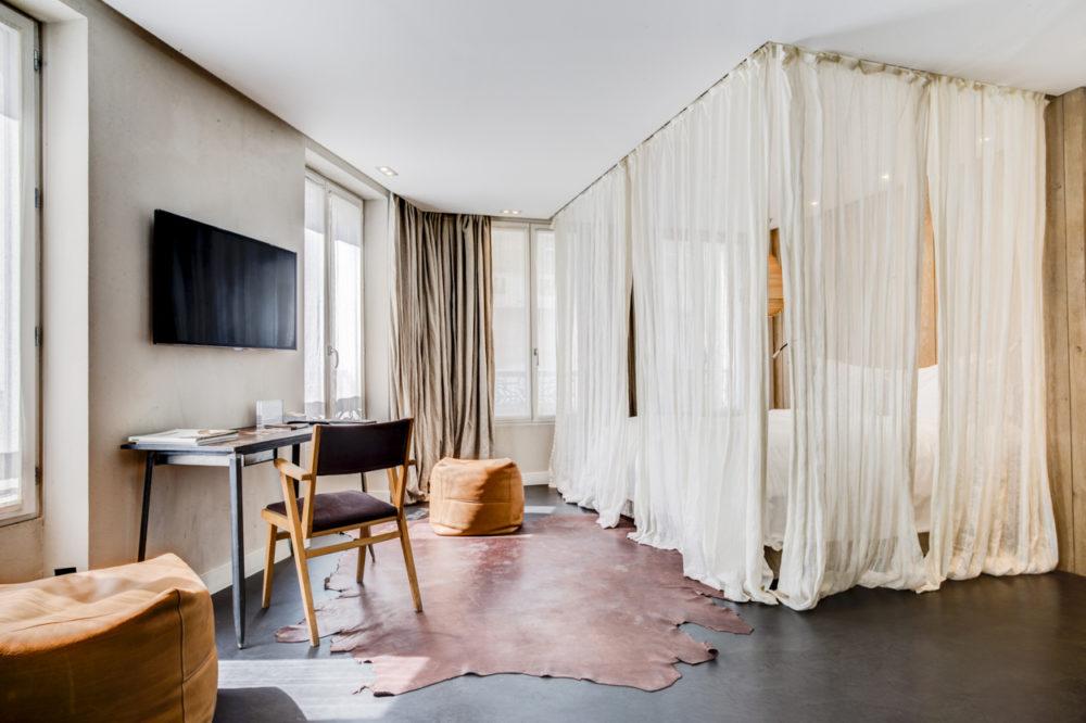 chambre 208 hôtel hidden paris
