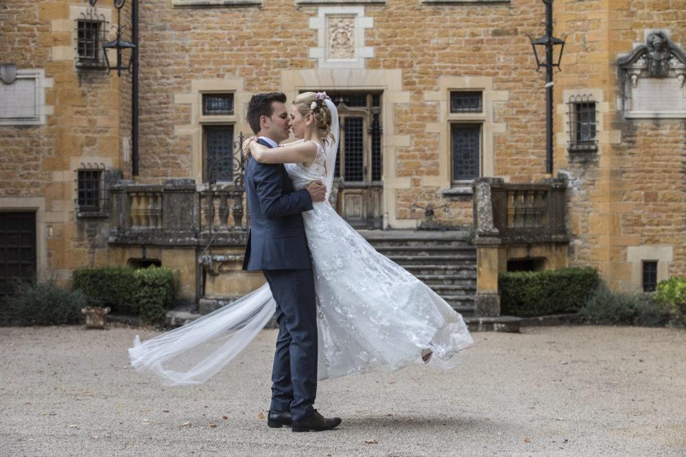 mariés au Château de Bionnay