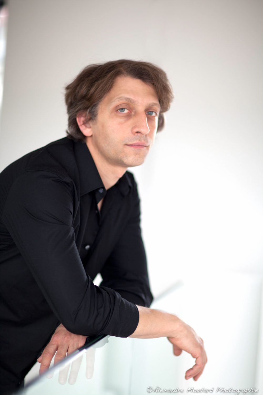 portrait Laurent Wagschal