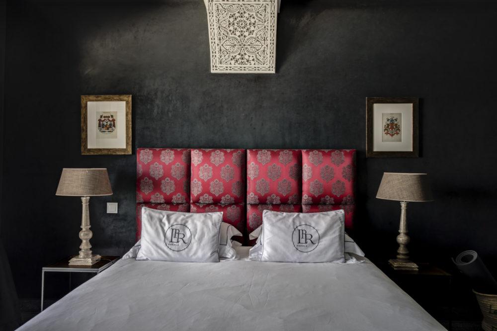 chambre palais Rhoul Dakhla