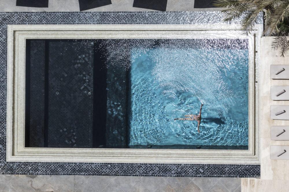 piscine du palais Rhoul Dakhla