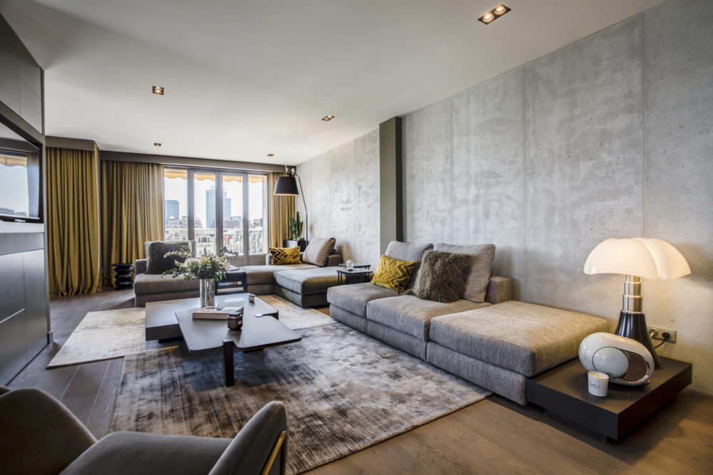 photo architecture intérieure appartement Lyon 6