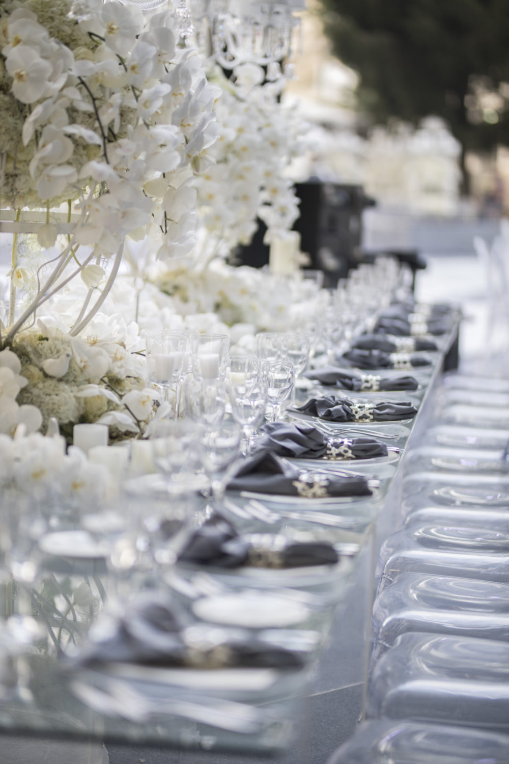 GC events creation for destination wedding in Beyrouth