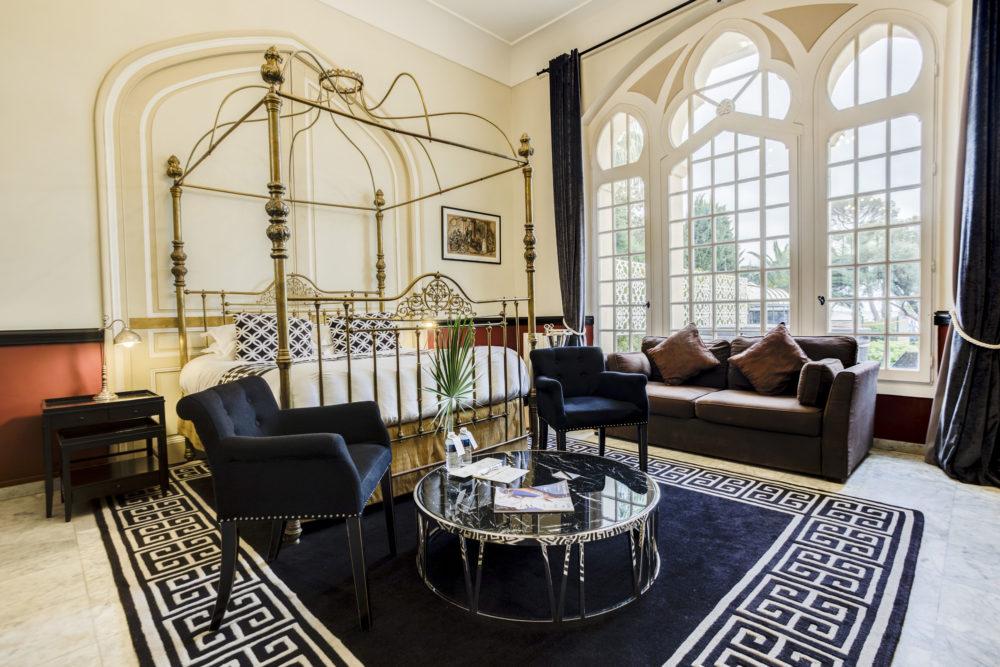 chambre Renoir la villa mauresque