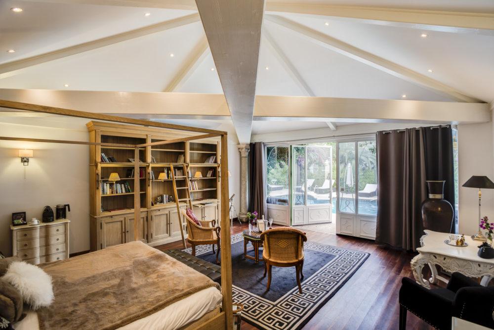 chambre prestige la villa mauresque