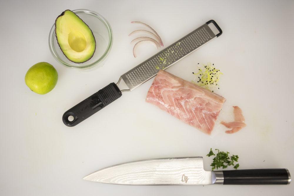 photos en cuisine du restauranrt skip jack