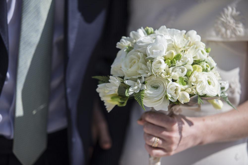 bouquet de la mariée à Nyon