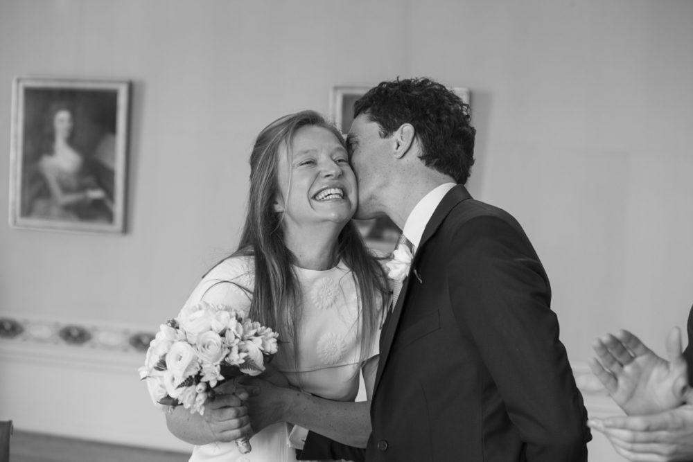 les mariés à Nyon
