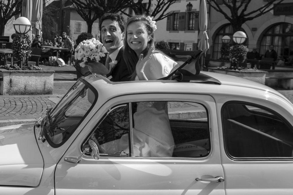 mariage civil au château de Nyon Suisse