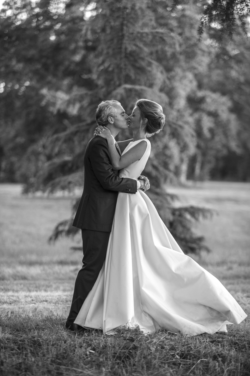 mariés chic en sologne