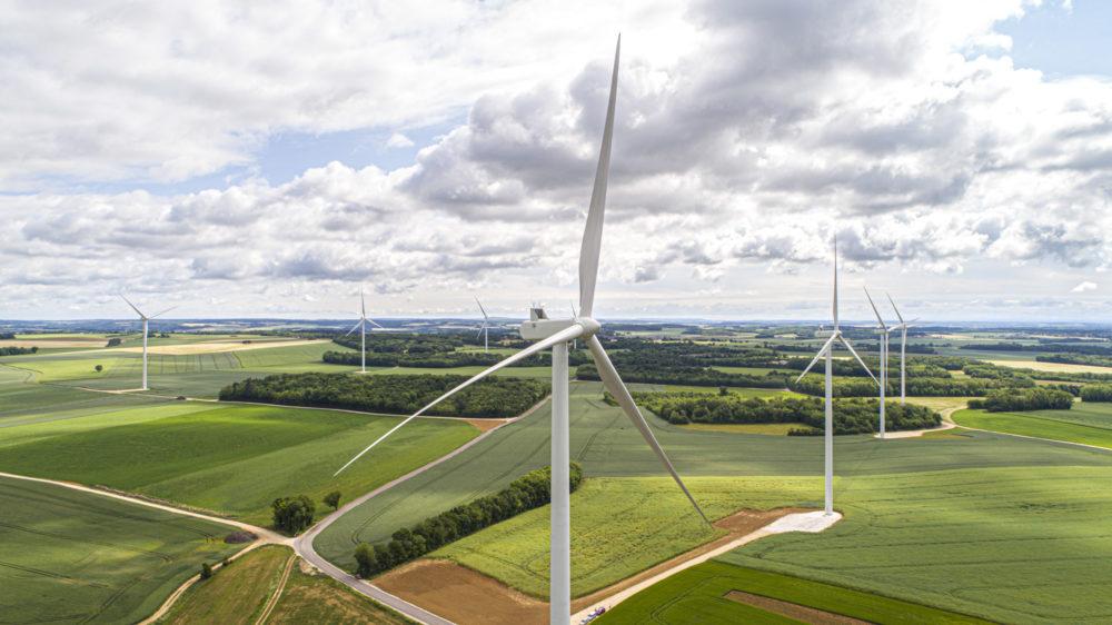 éoliennes énergie renouvelable CNR
