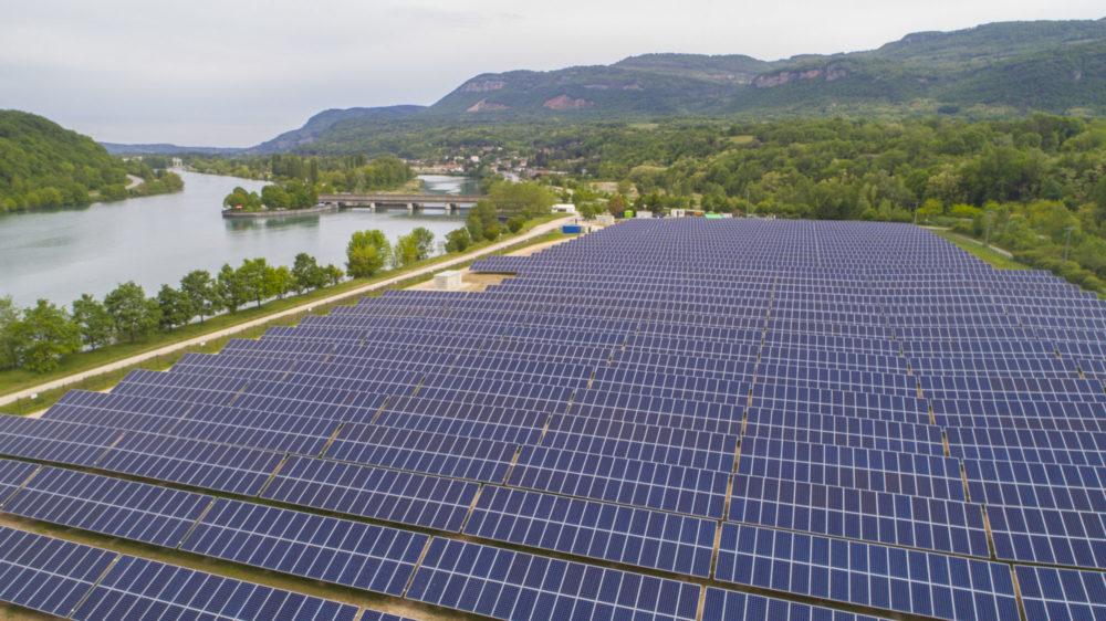 énergie renouvelable photovoltaïque