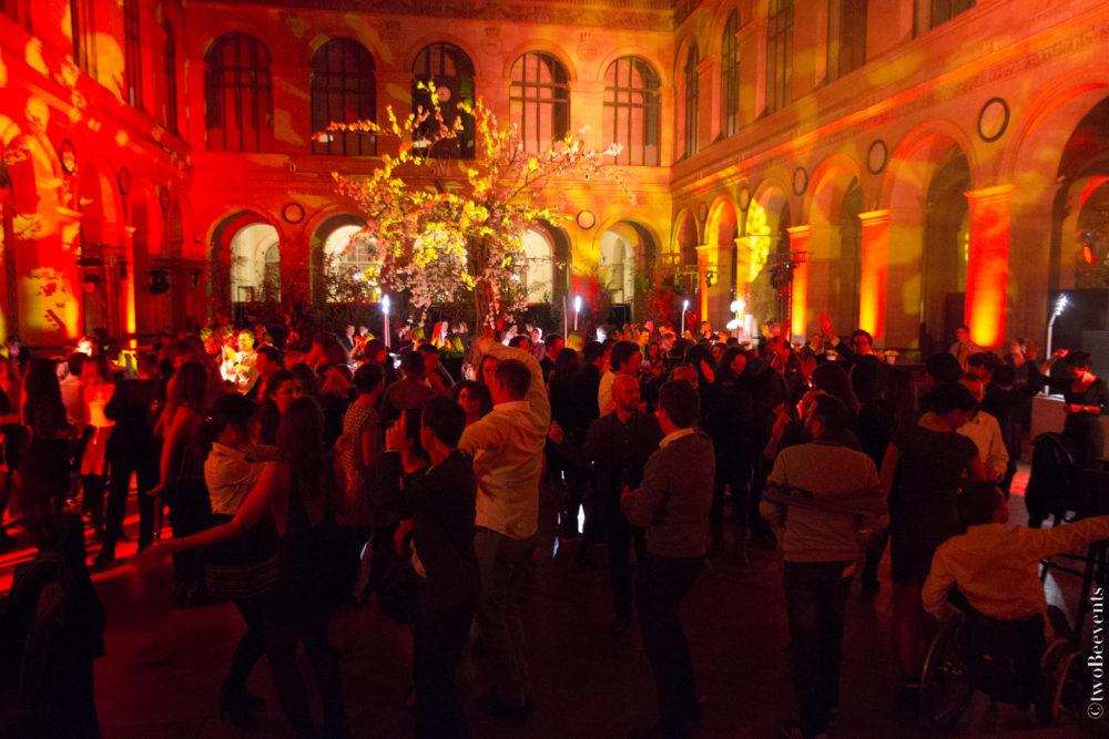 soirée convention annuelle L'Oréal